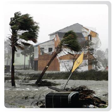 Catástrofes y riesgos importantes