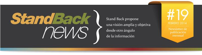 Standback News #12 - Julio 2013