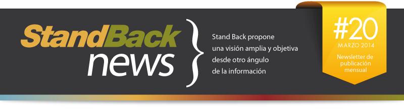 Standback News #15 - Octubre2013