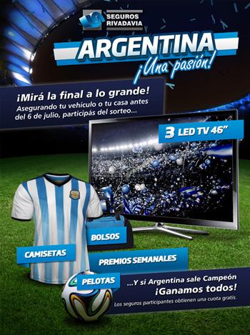 Argentina ¡Una pasión!