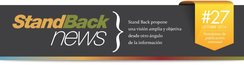 Standback News #27 - Octubre 2014