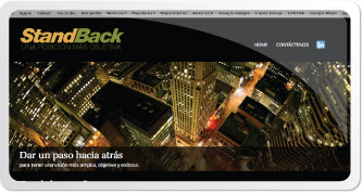 Web StandBack